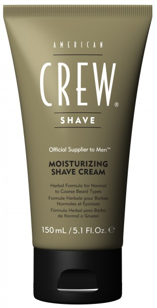 CREW SHAVE MOIST. SH. CREAM 150 ml - DE