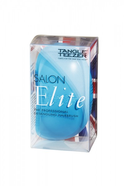 Tangle Teezer Salon Elite Blue Blush (Blau/Pink)