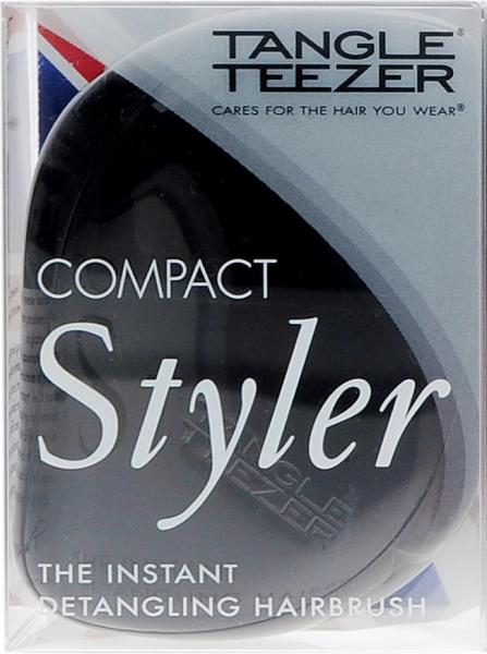 Tangle Teezer Compact Styler Rock Star (SCHWARZ)