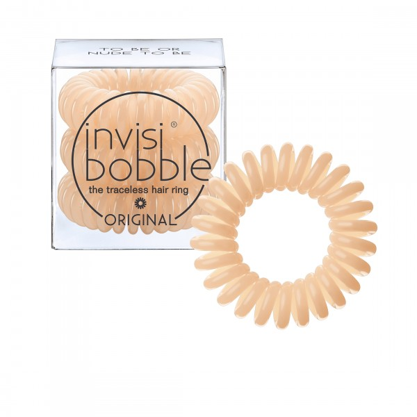 Invisibobble Original -To Be or Nude to Be