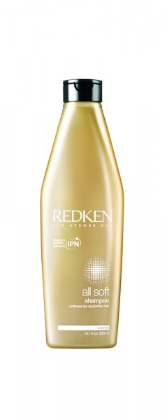 Redken All Soft Shampoo 300ml/1000ml