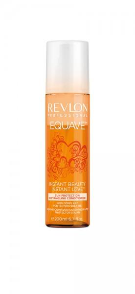 REVLON EQUAVE IB SUN PROTECT.DETANG. COND.