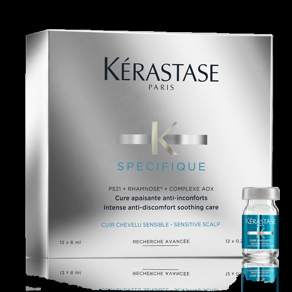 Kérastase Cure Apaisante (12er Coffret)