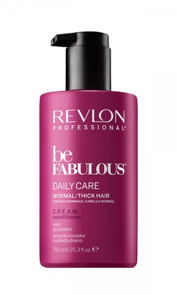 BE FABULOUS DAILY CARE NORMAL CREAM CONDITIONER 750ML