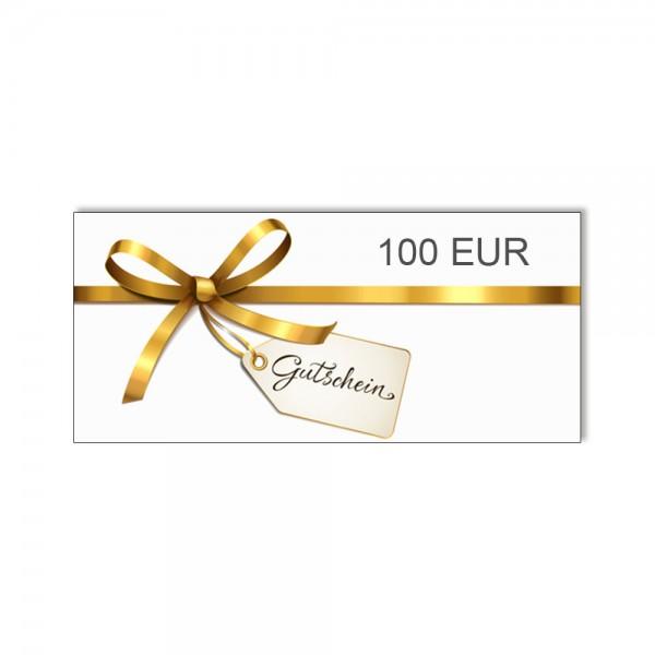 Gutschein über 100 EUR