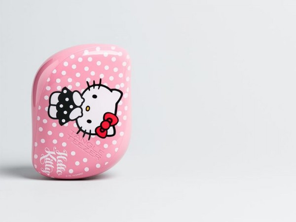 Tangle Teezer Compact Styler Hello Kitty (Pink Kitty)